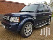 Land Rover LR4 2012 Blue   Cars for sale in Nairobi, Karen