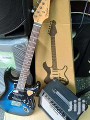 Fender Electric Guitar And Combo Speaker | Musical Instruments for sale in Nairobi, Nairobi Central