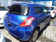 Suzuki Swift 2012 Blue | Cars for sale in Mombasa, Mji Wa Kale/Makadara