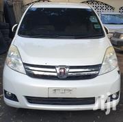 Toyota ISIS 2011 White | Cars for sale in Mombasa, Shimanzi/Ganjoni