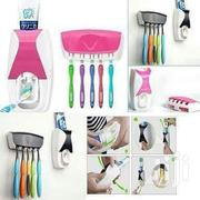 Toothpaste Dispenser And Tooth Brush Holder | Home Accessories for sale in Nairobi, Nairobi Central
