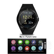 Y1 Sport Smartwatch Touch Screen Support SIM Card | Accessories for Mobile Phones & Tablets for sale in Nairobi, Nairobi Central