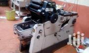 Offset Gestetner 311 Printing Machine | Printing Equipment for sale in Meru, Municipality