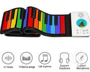 49 Keys Flexible Rainbow Electronic Piano Keyboard for Kids | Musical Instruments for sale in Nairobi, Nairobi Central