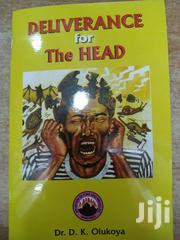 Deliverance For The Head-dr Olukoya   Books & Games for sale in Nairobi, Kileleshwa