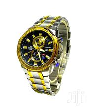 Ivory Gold Watch With Stainless Alloy Steel Straps EFR550SG1AV   Watches for sale in Nairobi, Nairobi Central