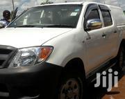 Toyota Hilux 2007 White | Cars for sale in Kisumu, North West Kisumu