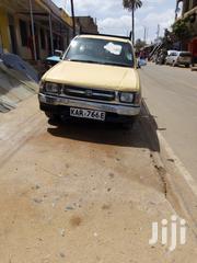 Toyota Hilux 2004 Yellow | Cars for sale in Kitui, Kwavonza/Yatta