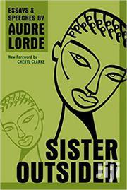 Sister Outsider-audre Lorde | Books & Games for sale in Nairobi, Nairobi Central