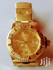 Invicta Angel Executive Watch 18k Gold Ion Plated Stainless Steel   Watches for sale in Nairobi, Kahawa