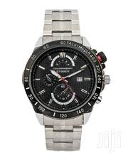 Silver Stainless Steel Wrist Watch Tachmeter 2   Watches for sale in Nairobi, Nairobi Central