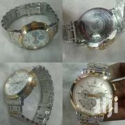 Silver Chrono Burberry | Watches for sale in Nairobi, Nairobi Central