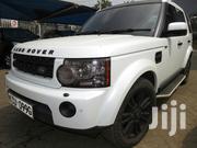 Land Rover LR4 2012 HSE White   Cars for sale in Nairobi, Karura