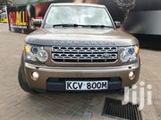 Land Rover LR4 2012 HSE LUX Brown   Cars for sale in Nairobi, Nairobi Central