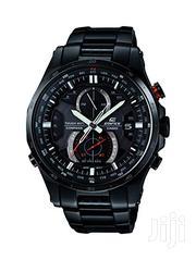 CASIO Black Steel Straps Watch EQW1200   Watches for sale in Nairobi, Nairobi Central