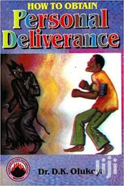 How To Obtain Personal Deliverance Dr Olukoya   Books & Games for sale in Nairobi, Nairobi Central