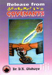 Release From Destructive Covenants-dr Olukoya   Books & Games for sale in Nairobi, Nairobi Central