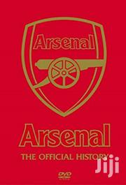 Arsenal The Official History DVD Plus Free Arsenal Calculater | CDs & DVDs for sale in Nairobi, Kahawa West