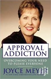 Approval Addiction-Joyce Meyer | Books & Games for sale in Nairobi, Nairobi Central