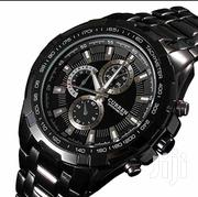 Brand New CURREN Black Steel Watch   Watches for sale in Nairobi, Kileleshwa