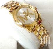 Mk Big Ladies Stainless Steel Watches Available at 4500ksh.   Watches for sale in Nairobi, Nairobi Central