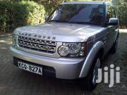 Land Rover LR4 2012 HSE Gray   Cars for sale in Nairobi, Karen