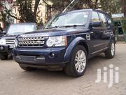 Land Rover LR4 2011 V8 Blue   Cars for sale in Nairobi, Kileleshwa