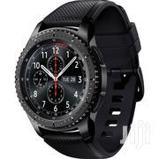 New SAMSUNG Gear S3 Frontier Smart Watch Black - SM-R760NDAAXAR | Watches for sale in Nairobi, Nairobi Central