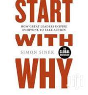 Start With Why -simon Sinek | Books & Games for sale in Nairobi, Nairobi Central