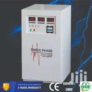 30 KVA 400VAC/50hz 3 Phase Servo Motor Voltage Regulator Stabilizer | Electrical Equipments for sale in Nairobi, Nairobi Central
