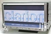 Clarion Nx208s Radio: Dvd/Mp3/Camera: For Toyota/Nissan/Subaru/Honda | Vehicle Parts & Accessories for sale in Nairobi, Nairobi Central