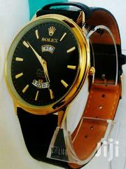 Rolex Variety Leather Watches In Silver And Gold At 2000ksh. | Watches for sale in Homa Bay, Mfangano Island