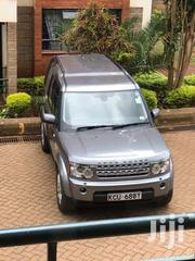 Land Rover LR4 2013 Gray   Cars for sale in Nairobi, Kileleshwa
