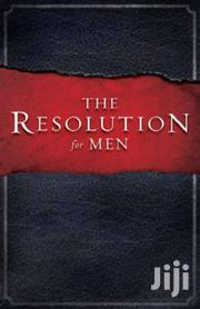 The Resolution For Men -stephen And Alex Kendrick | Books & Games for sale in Nairobi, Nairobi Central