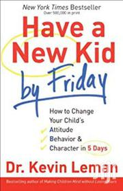 Have A New Kid By Friday-dr K Leman | Books & Games for sale in Nairobi, Nairobi Central