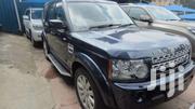 Land Rover LR4 2012 Blue   Cars for sale in Nairobi, Karura